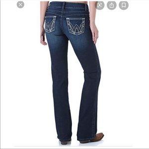 Wrangler jeans size 10